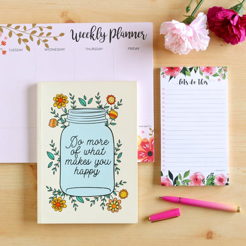 Do More - Stationery Collection