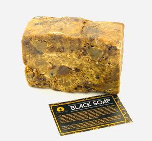 Black Soap - Smiling Curls