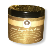 Brown Sugar  Body Butter 8oz