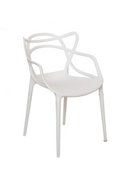 Net Chair White