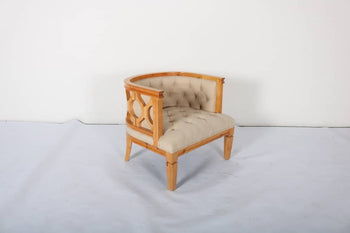 Milan Armchair Natural