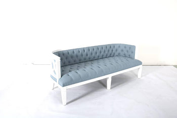 Milan Sofa Light Blue