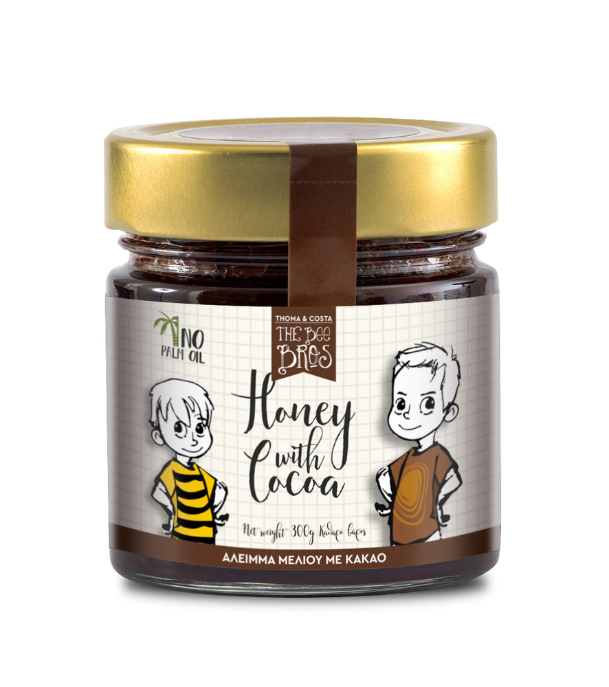 The Bees Bros Honey with Cocoa
