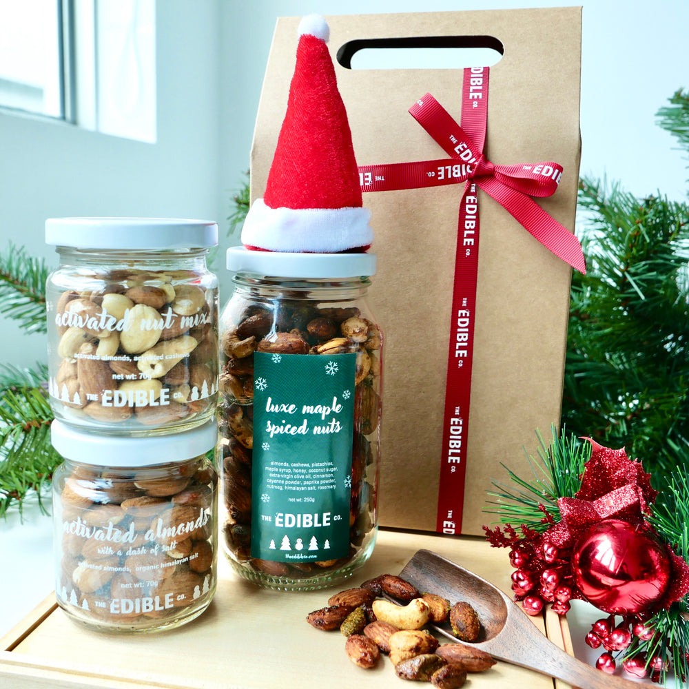 Merry Nutty Gift Pack