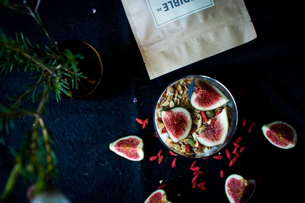 Ginger & Fig Granola