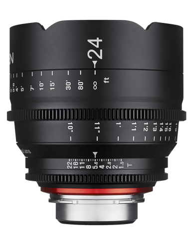 XEEN 24mm T1.5 Professional Cinema Lenses