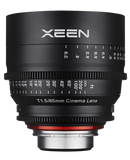 XEEN 85mm T1.5 Professional Cinema Lenses