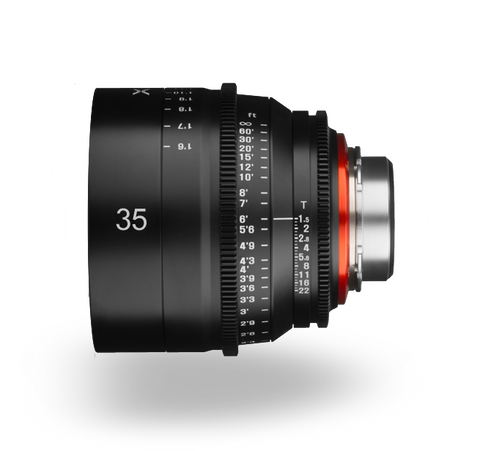 XEEN 35mm T1.5 Professional Cinema Lenses