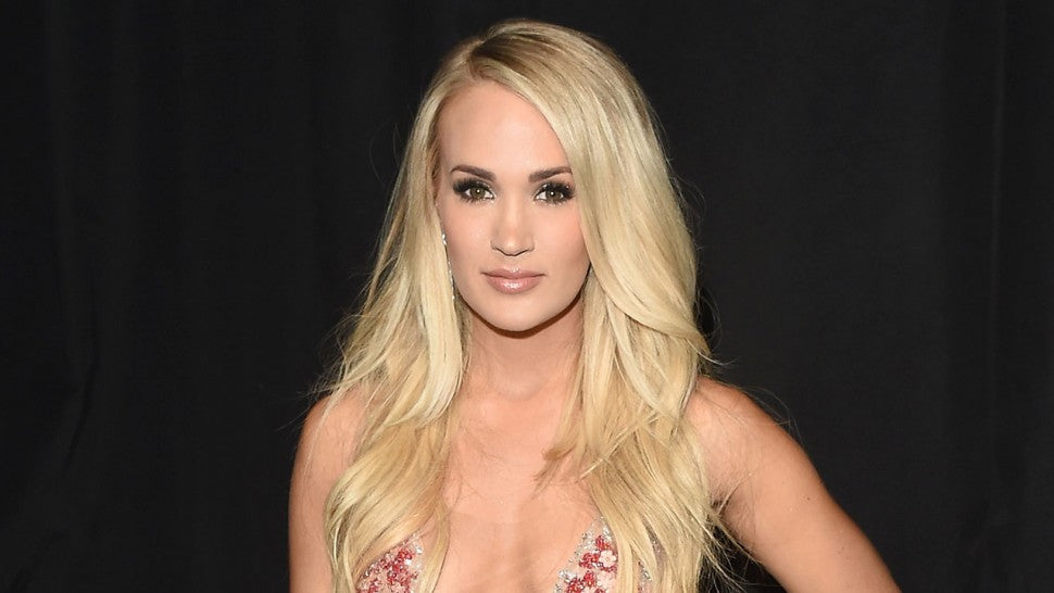 Carrie Underwood Denies Fall Staged to Cover for Plastic Surgery