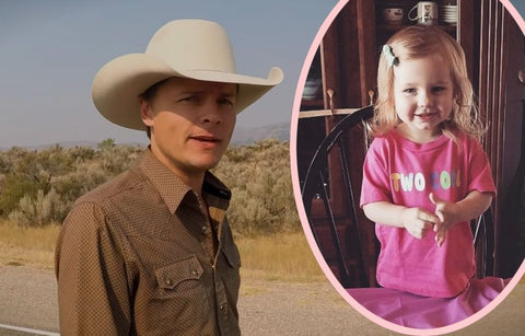 Country Singer Ned LeDoux's 2-Year-Old Daughter Dies After 'Tragic Choking Accident'