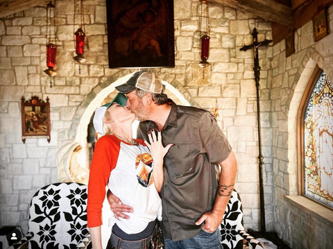 Gwen Stefani and Blake Shelton Are Engaged