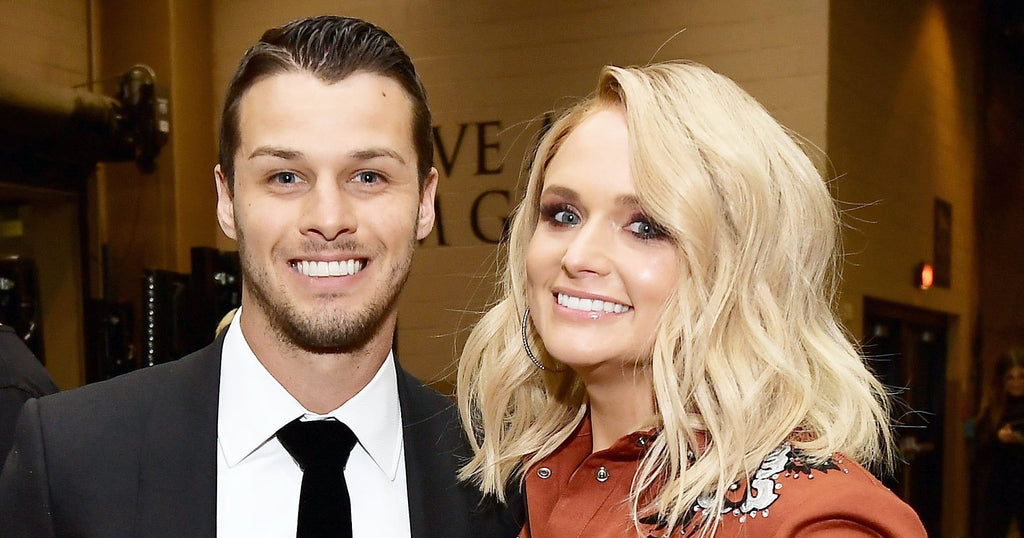 Miranda Lambert's Engagement Ring From Brendan McLoughlin Finally Revealed On ACMs Red Carpet