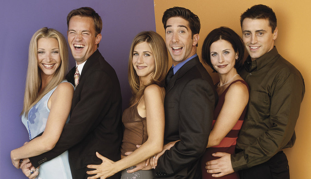 A Data Scientist Has Finally Identified The Main Character In 'Friends'