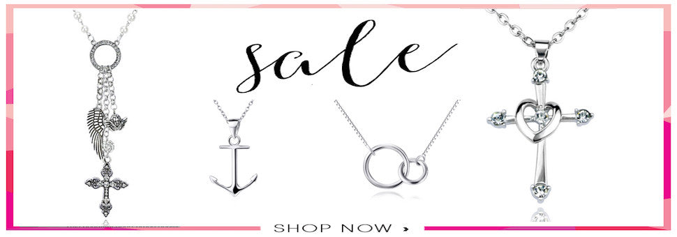Click Here for Necklace Sale