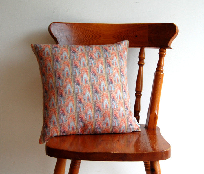 JMW Turner Arches Cushion