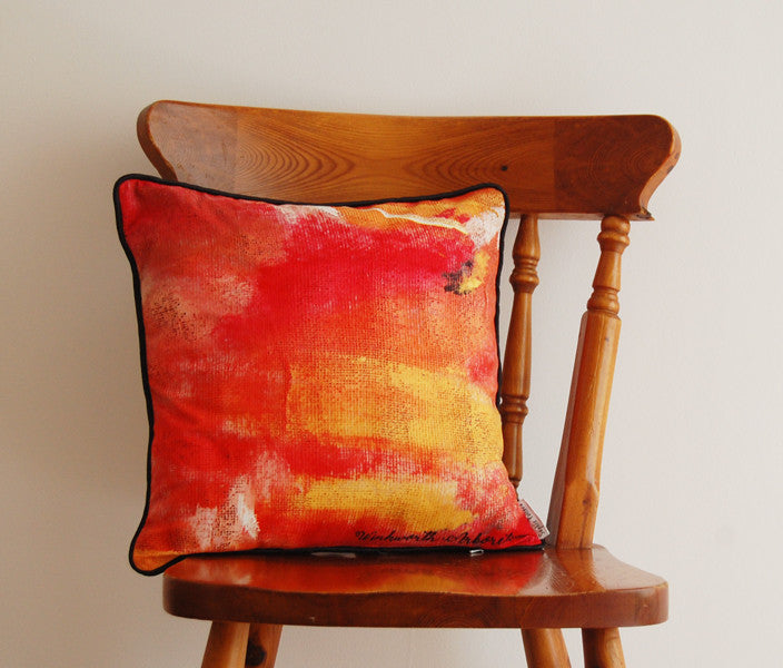Limited Edition Autumn Leaves 2 Cushion
