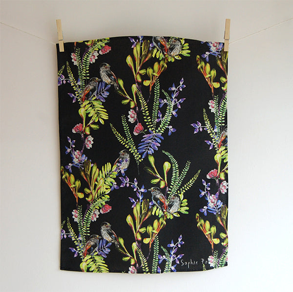 Broadbill Tea Towel