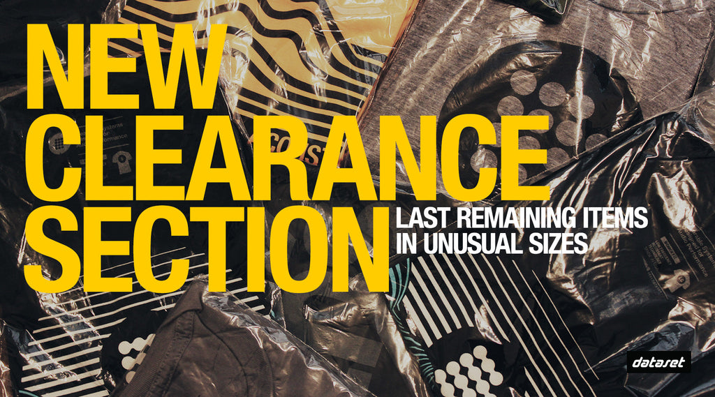 New Clearance Section