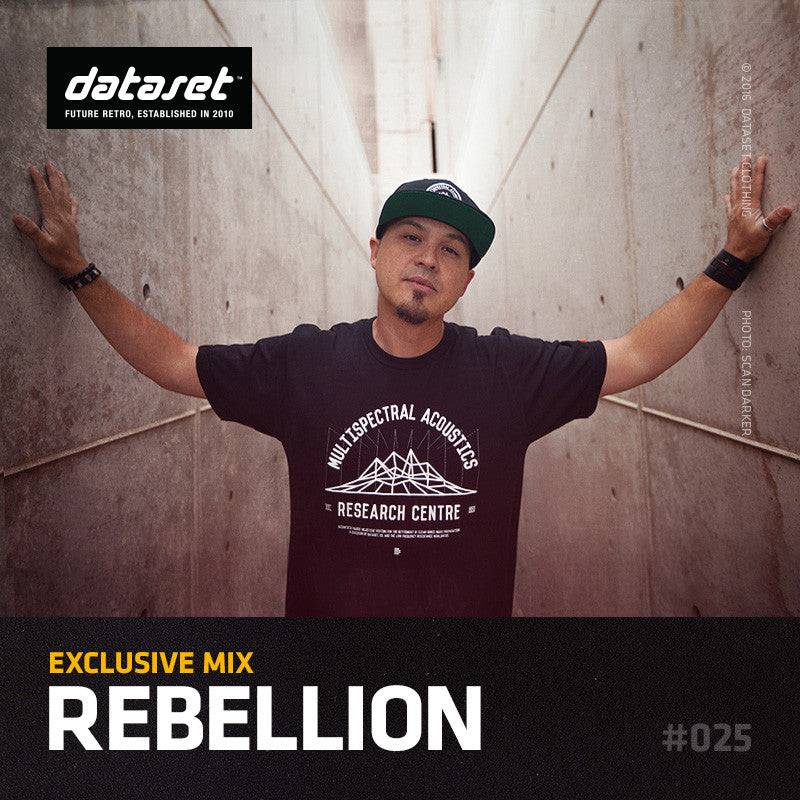 EXCLUSIVE MIX #025: Rebellion