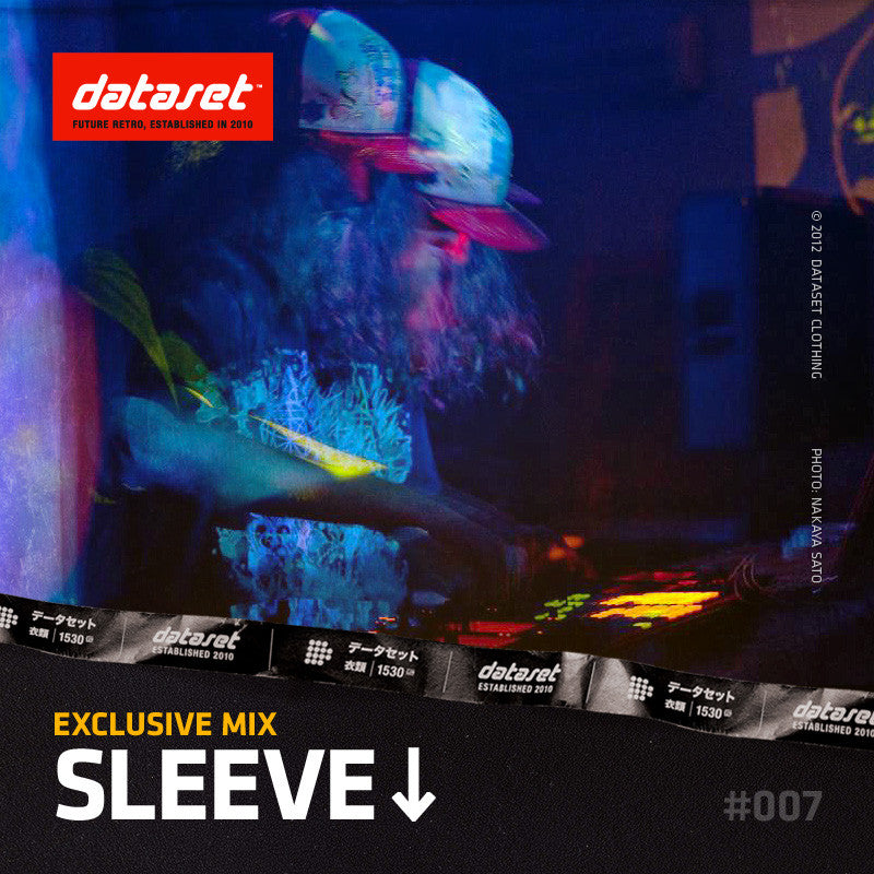EXCLUSIVE MIX #007: Sleeve↓