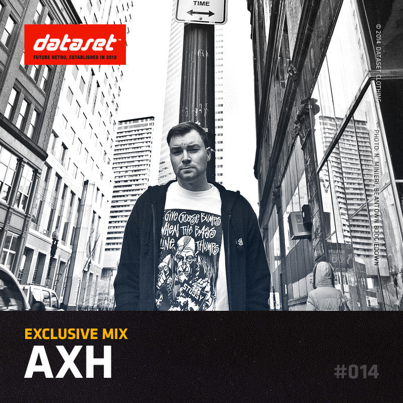 EXCLUSIVE MIX #014: AxH