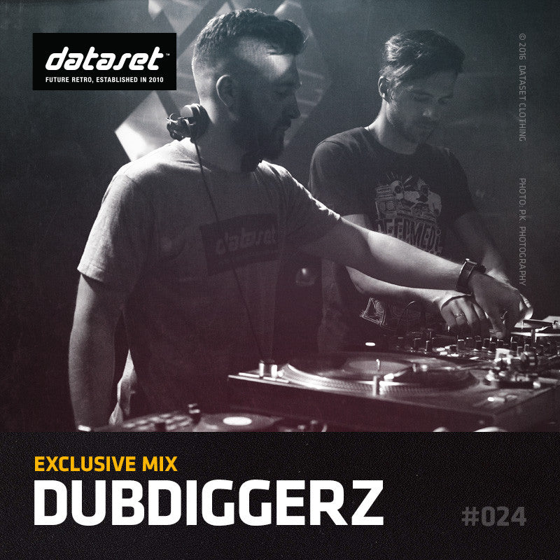 EXCLUSIVE MIX #024: Dubdiggerz