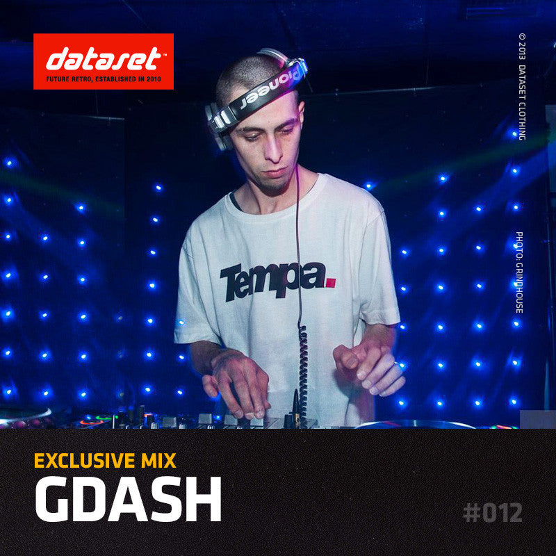 EXCLUSIVE MIX #012: Gdash