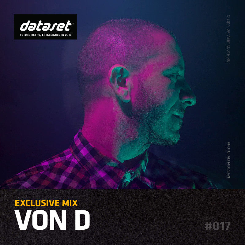 EXCLUSIVE MIX #017: Von D