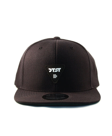 Low Logo Snapback | Navy