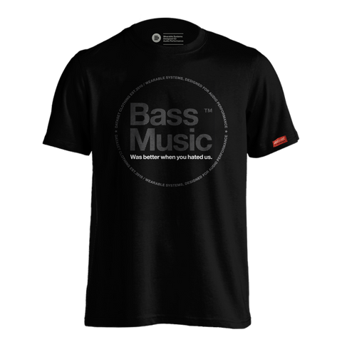 Bass Music | Black