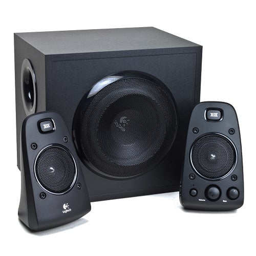 Home Theater, Logitech, Used, 980-000402