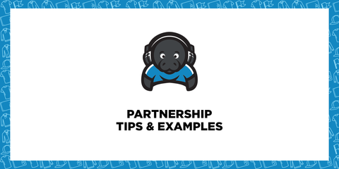 Partnership Tips & Examples