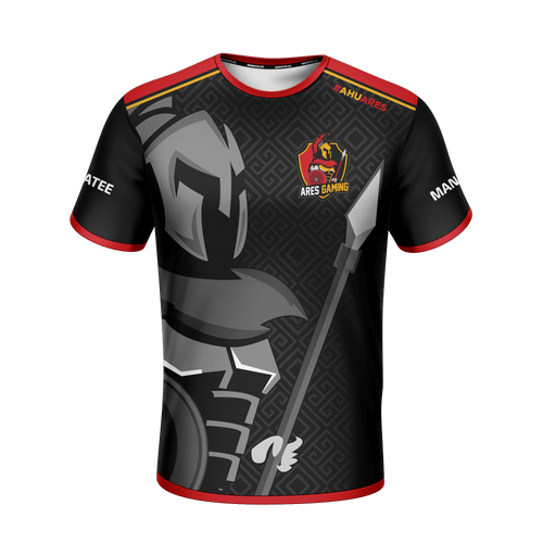 ARES Gaming jersey