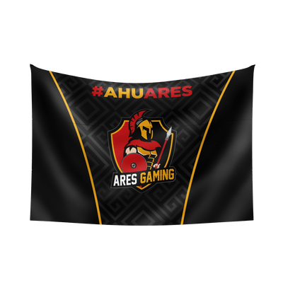 ARES Gaming Flag