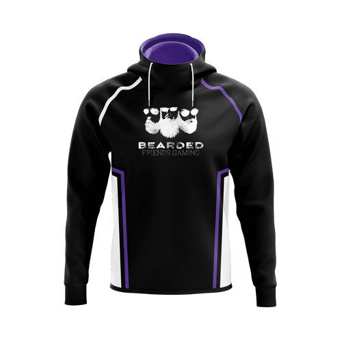 Bearded Friends Gaming hoodie