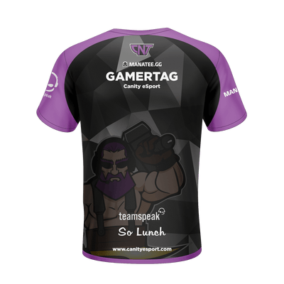 Canity eSport jersey