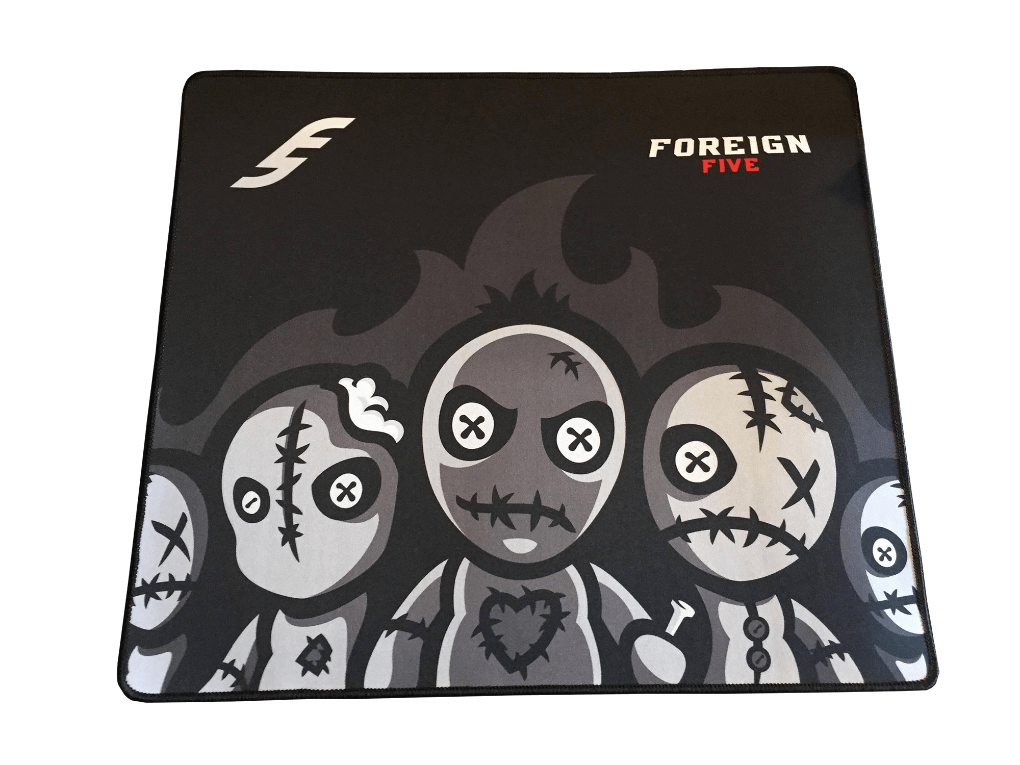 ForeignFive mousepad