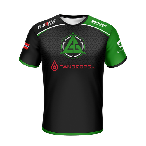 Leave as Group green jersey