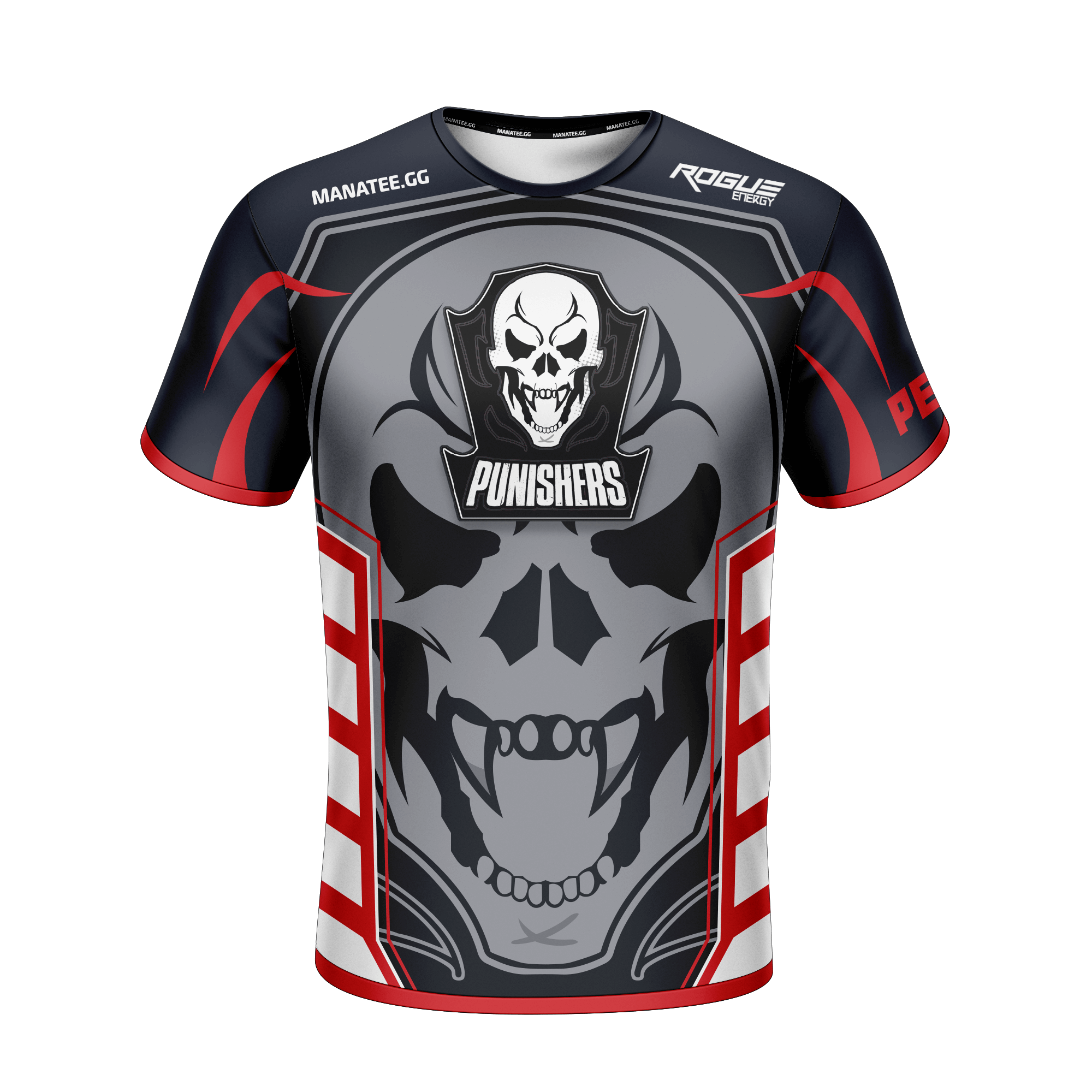 Punisher Esports jersey