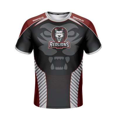 Red Lions Clan jersey
