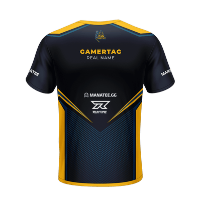 Team Justice jersey