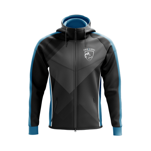 Team Nexus Royale Zipped Hoodie
