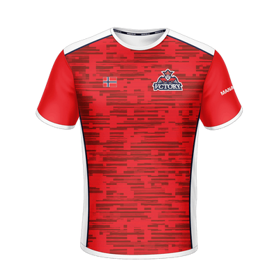 Vctory Esports Red jersey
