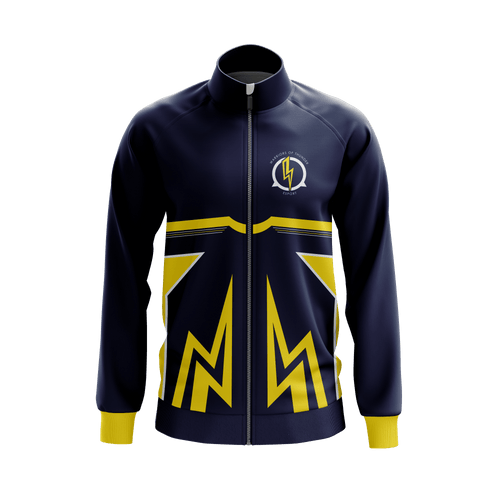 Warriors of Thunder eSport jacket