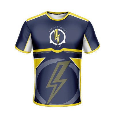 Warriors of Thunder eSport jersey