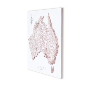 Australia 3D map, wood map, wooden map, wooden maps, wood maps, 3d wooden maps, 3d wood map, gifts for men, 3d wall art, wood topo map, wood topo maps, wood topgraphical map, wood topographical maps, maps on wood, wood carved map, Australia wood map, Australia wooden map