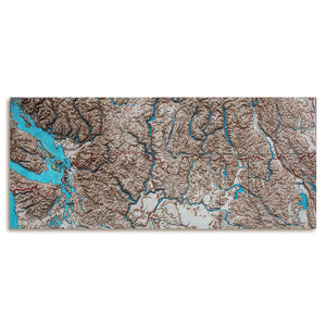 custom trail maps, wood map, wooden map, wooden maps, wood maps, 3d wooden maps, 3d wood map, gifts for men, 3d wall art, wood topo map, wood topo maps, wood topgraphical map, wood topographical maps, maps on wood, wood carved map, Custom wood map, personalized wooden map