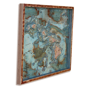 bathymetry 3d maps, wood map, wooden map, wooden maps, wood maps, 3d wooden maps, 3d wood map, gifts for men, 3d wall art, wood topo map, wood topo maps, wood topgraphical map, wood topographical maps, maps on wood, wood carved map, Hawaii wood map, Hawaii wooden map