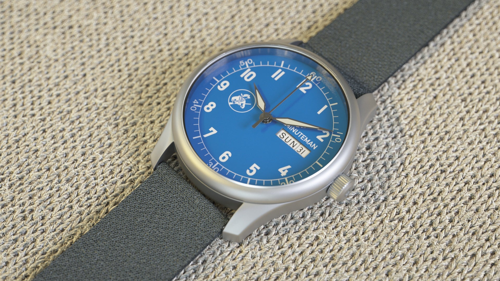Lower priced Minuteman watches project for 2019