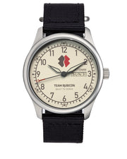 Minuteman Team Rubicon A11 Watch White Dial Ameriquartz USA Movt (Pre-Order) - The CGA Company